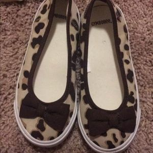 Other - Girls cheetah shoe - new without tags (never worn)